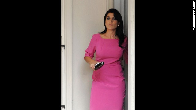 Jill Kelley sues over Petraeus scandal