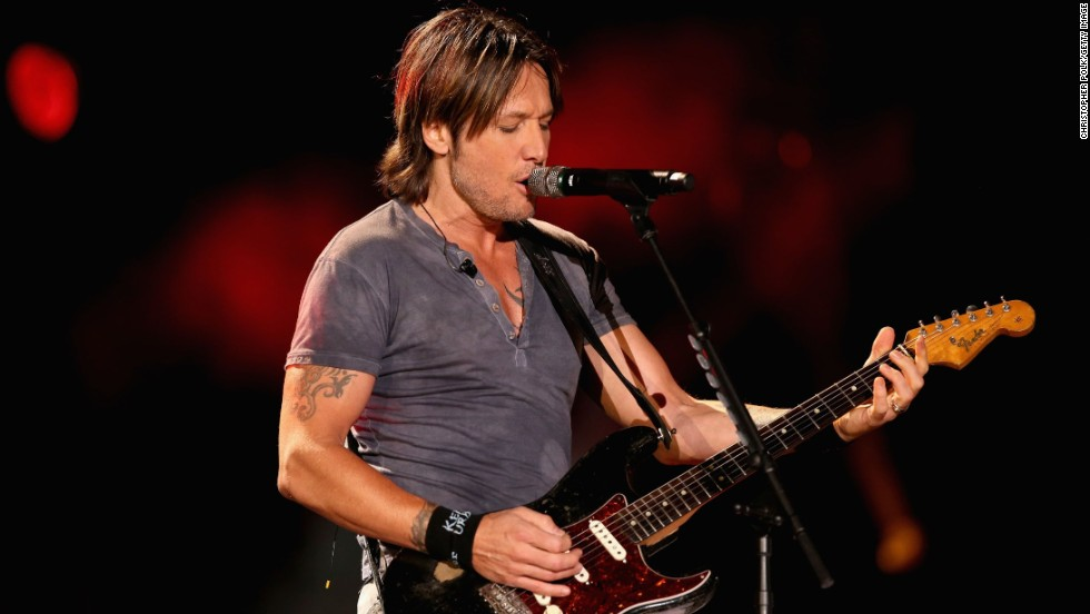 "Keith Urban isn't just making his money from recording and touring. He's also served as a judge on ""American Idol."" His 2013 tally: $28 million."