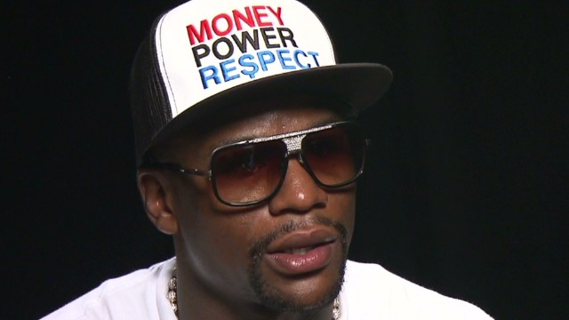 Childhood teaches Mayweather about life