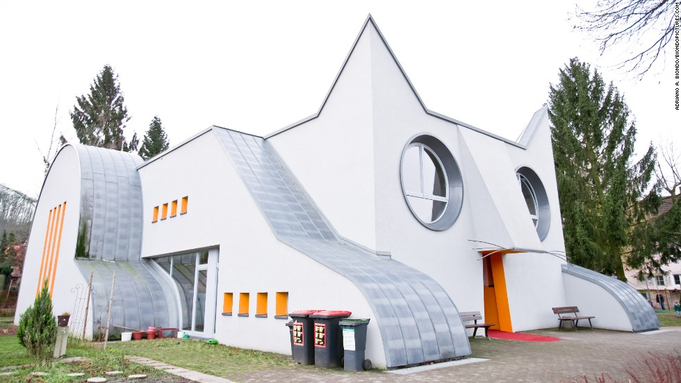 pulpit cat house ~ buildings shaped like animals  cnncom