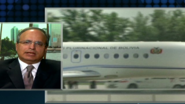 cnnee intvw on flight problems with evo morales_00014423.jpg