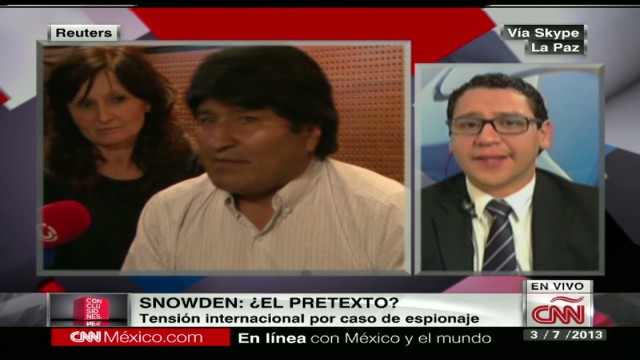 cnnee concl snowden case and bolivia incident and guest interviews_00013818.jpg
