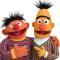 sesame street muppet bert ernie