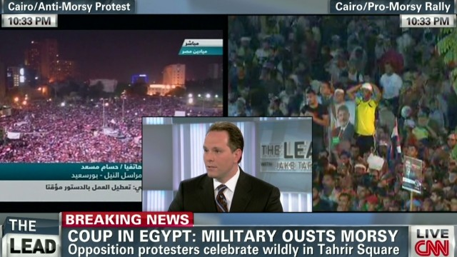 Analysis: Next steps for Obama on Egypt