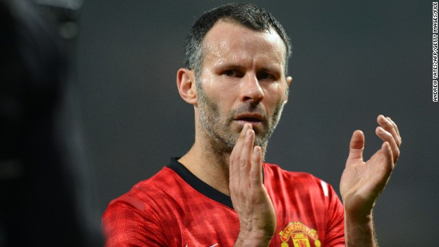 Welshman Ryan Giggs made his debut for Manchester United in 1990.