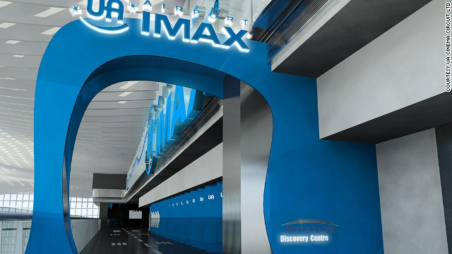 Hong Kong Airport's IMAX: Big, beautiful, but how popular?