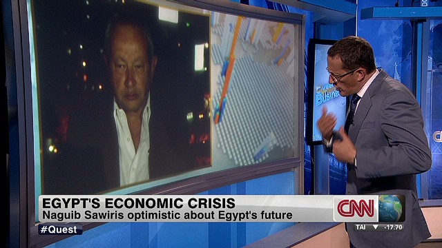 qmb egyptian economy woes sawiris intv_00015611.jpg