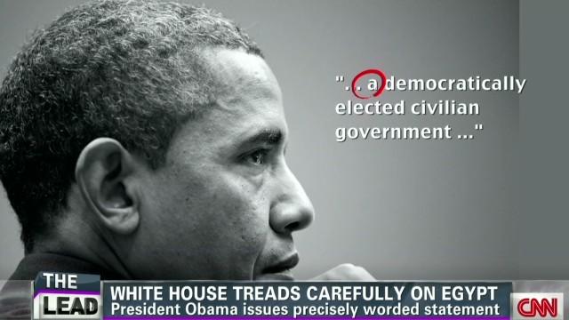 Lead Obama reaction Egypt Morsy ouster_00005320.jpg