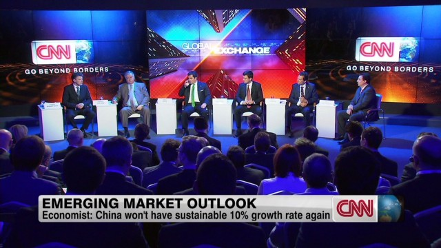 Outlook for emerging markets
