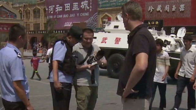 Urumqi on edge before deadly anniversary