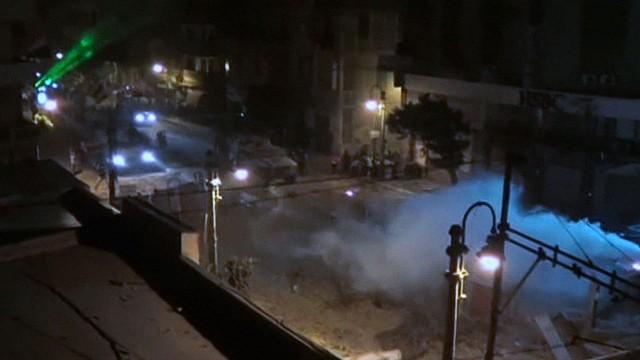 Alexandria Egypt Clashes