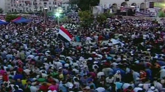 Major pro-Morsy protests on Friday