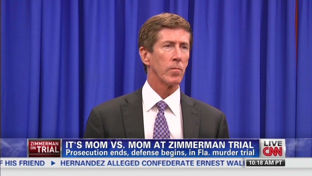 Moms take stand at Zimmerman trial