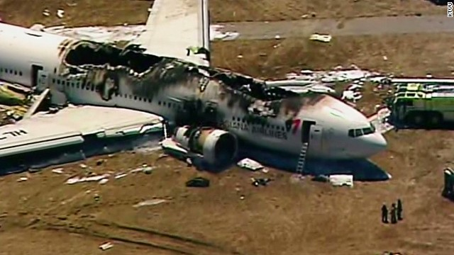 Witnesses describe plane crash