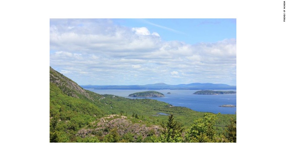 Frenchman Bay is named for Samuel de Champlain, the explorer who named Mount Desert Island in 1604.
