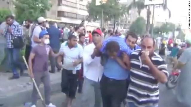 Violence threatens Egypt's coalition govt.