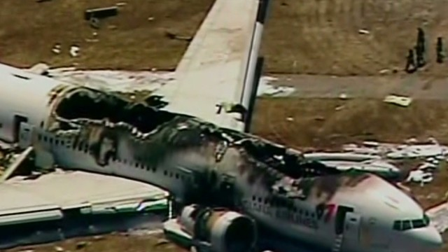 Speed may be a factor in Asiana crash
