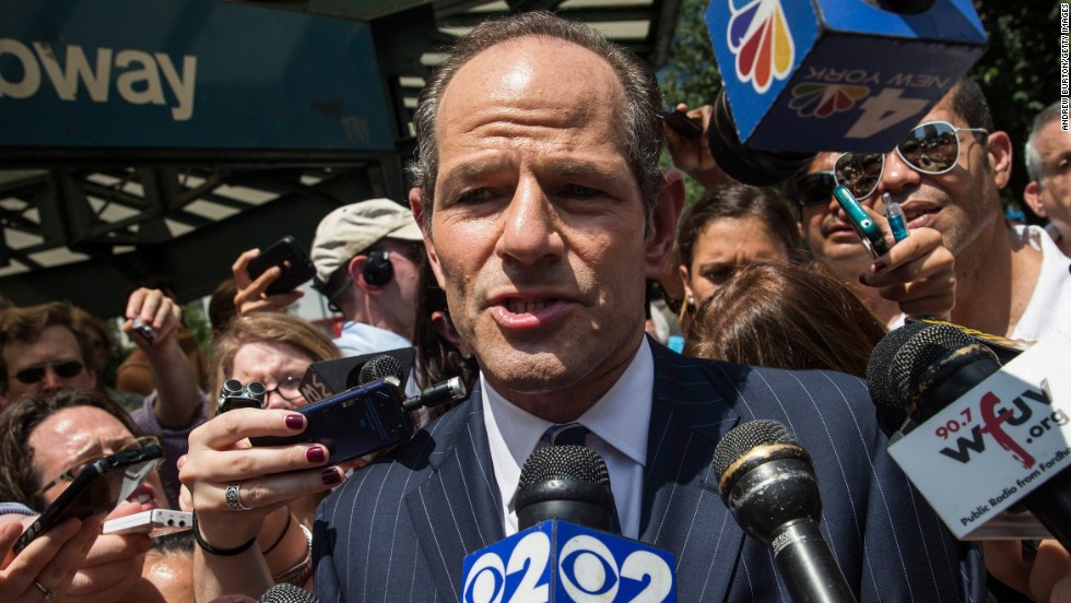 "Former New York Gov. Eliot Spitzer, who resigned in 2008 after it was revealed that he had spent thousands of dollars on prostitutes, says he plans to run for New York City's comptroller.  ""I accepted responsibly for what I did,"" Spitzer said. ""I spent five years of working, doing useful things, and I hope the public will offer me an opportunity."" Despite taking knocks from the press, the voters and, in some cases, the law, other politicians have pursued redemption in their public image or, in some cases, a return to office."