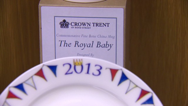 Retailers see royal baby boost
