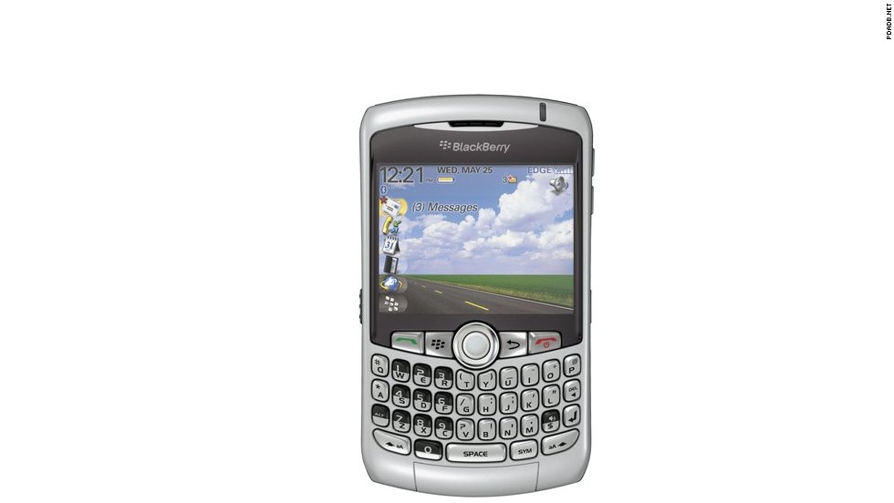In 2007 BlackBerry released the Curve, a light device with a full keyboard, camera, and sleek professional appearance. It was a huge seller for BlackBerry. But then the iPhone launched later that year.