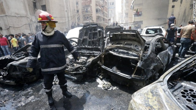 Beirut fears more attacks are coming