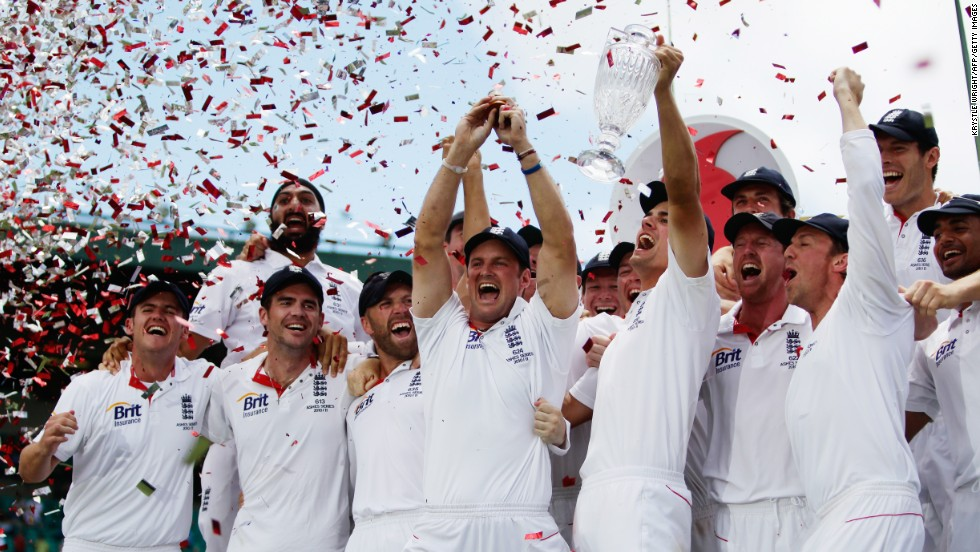 England is favorite to win this series after winning the past two editions. England won the five-match series 3-1 in Australia in 2011 -- its first win down under in 24 years.