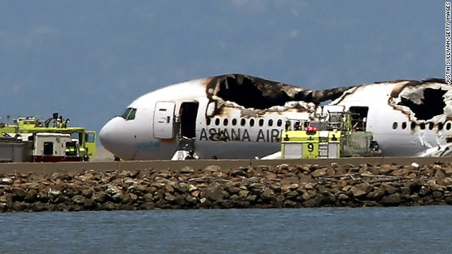 NTSB: 'Lot of holes' led to Asiana crash