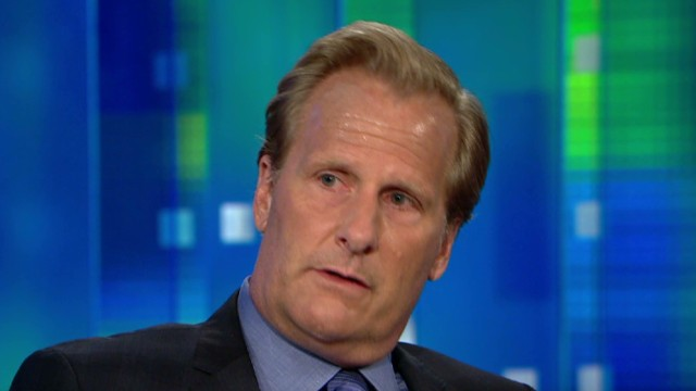 Jeff Daniels: 'Newsroom' continues to evolve