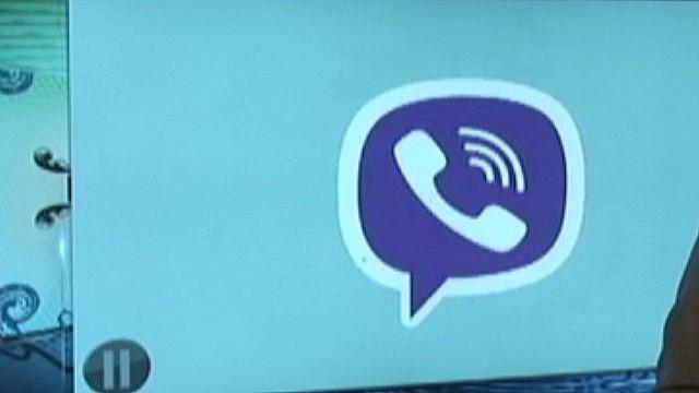 cnnee burke viber app growing _00000601.jpg