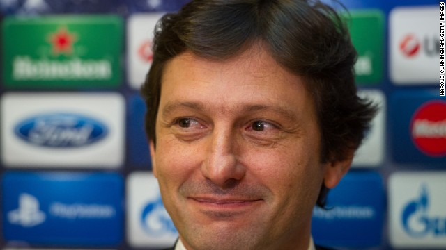 Paris Saint-Germain's empire building will have to continue without Leonardo after he resigned as sporting director.