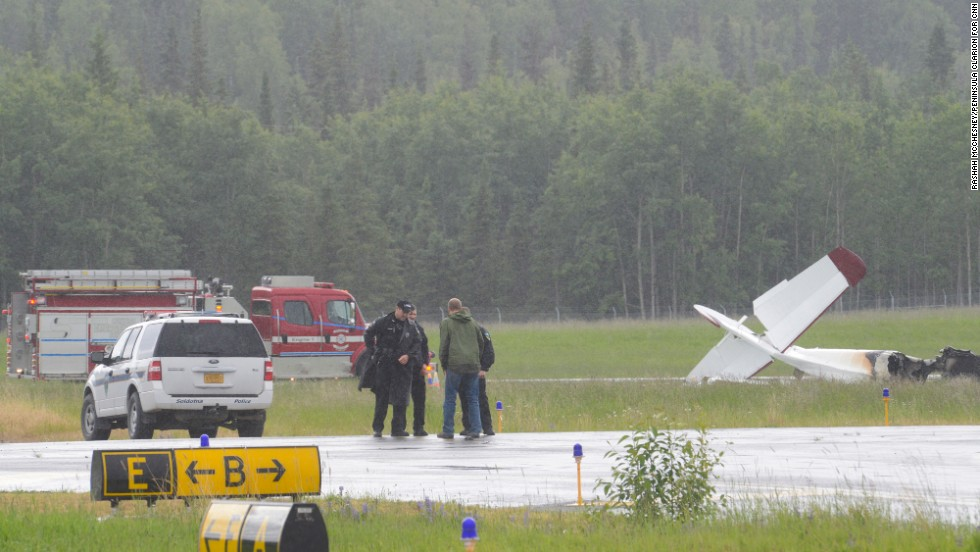 The plane was owned by Redeiske Family LLC and operated by Redeiske Air for three years, according to the NTSB.