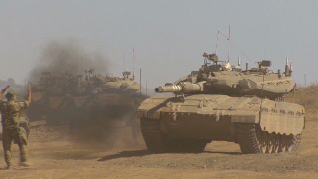 Israel readies for looming Syrian threat