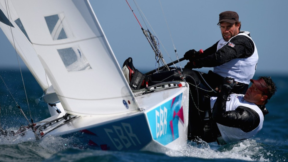 Simpson's untimely death shocked the world of sailing and brought a glittering career to a premature end.