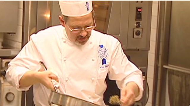 Oh la la! French chefs serve frozen food