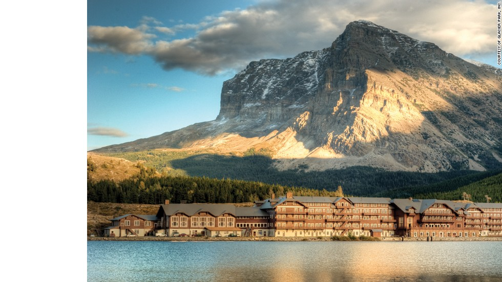 10 Spectacular National Park Lodges Cnn Com