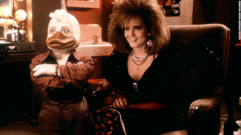 "Angela Ott said, ""Okay, someone has to say it. ... 'Howard the Duck!' "" Even the creator of the comic that the film was based on didn't love it when this movie with Lea Thompson was released in 1986. But we dare you not to watch it when it comes on TV now."