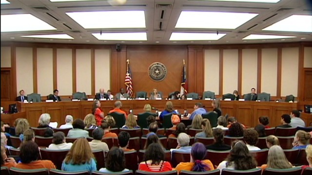 Texas House votes on abortion measure