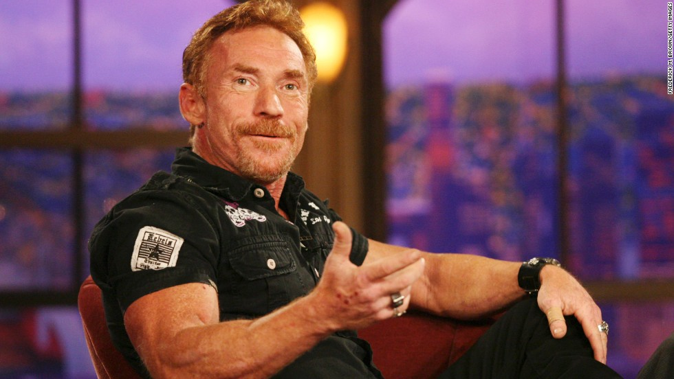 """The Partridge Family"" star Danny Bonaduce talked about having to live out of his car while he struggled with drugs  in his autobiography, ""Random Acts of Badness."""