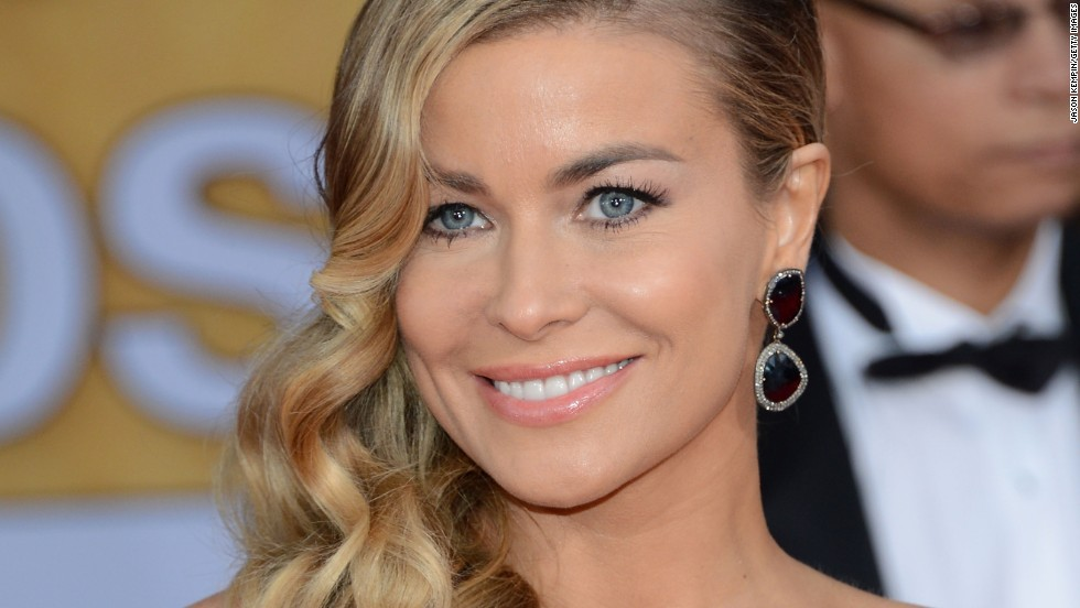 "Actress/singer/dancer Carmen Electra was homeless in Hollywood in her early 20s. She recalled being stranded on a park bench in the Valley, armed only with a <a href=""http://www.reviewjournal.com/doug-elfman/homeless-days-helped-shape-carmen-electra"" target=""_blank"">knife, a pager, Versace heels and some change in her pocket</a>. ""I remember crying and watching cars drive by and thinking, 'I would do anything just to be able to get from here to there -- to get down the block!' I was, like, 'I can't walk anymore.'"""