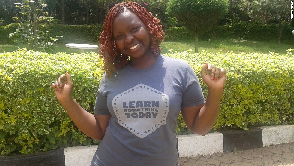 After being refused a visa to to the U.S. to study coding, Martha Chumo decided to create her own hacking school. Thus, she founded The Nairobi Developer School, an institution aiming to help African programmers improve their skills.