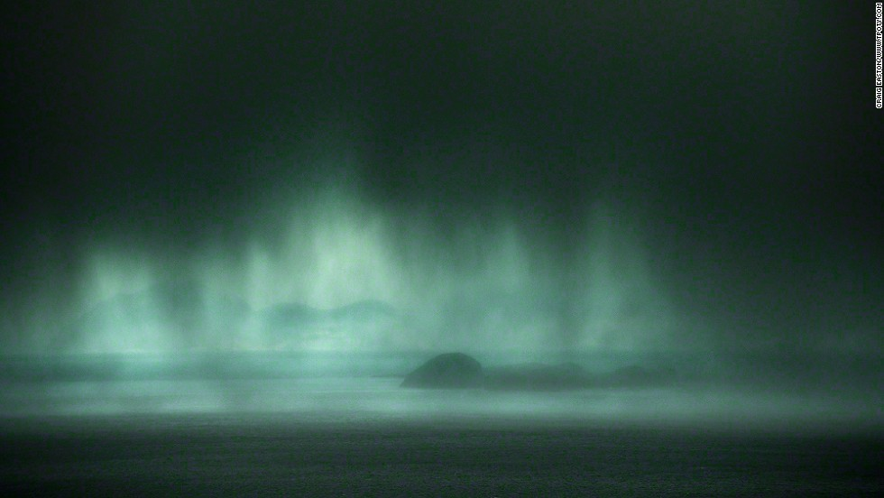 "The Minch, Western Isles, Scotland; Craig Easton, United Kingdom; part of a series of images called ""Dreich"" -- an old Scottish word describing dank and miserable conditions. The small screen doesn't do justice to these shots, the award organizers emphasize -- but his prints ""come alive with subtle moodiness."" <a href=""http://ireport.cnn.com/topics/337949"">iReport: send us your best travel snaps</a>"