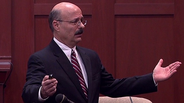 O'Mara reflects on prosecutor, judge