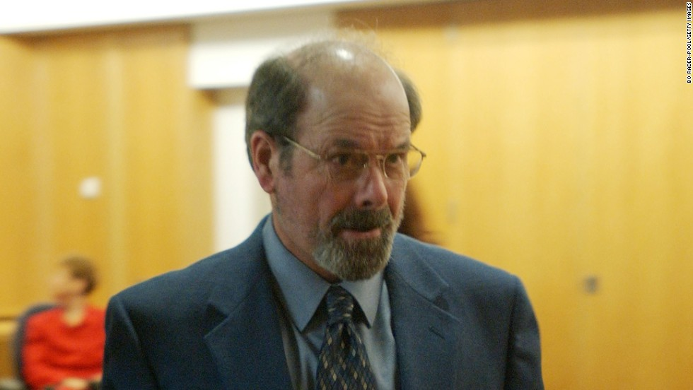 "The BTK Strangler, Dennis Rader, killed 10 people between 1977 and 1991 in the Wichita, Kansas, area. He was sentenced to 10 consecutive life terms in 2005. Rader named himself BTK, short for ""bind, torture, kill."""