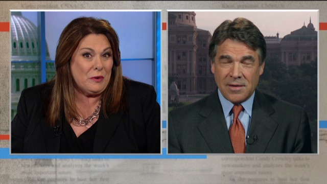 Perry: 'Competition good for businesses'