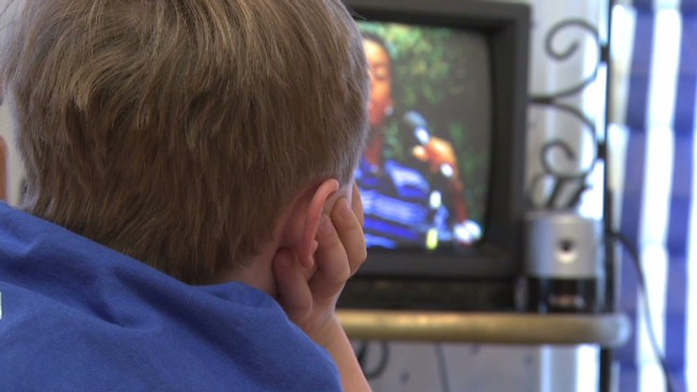 Parents influence kids' TV viewing
