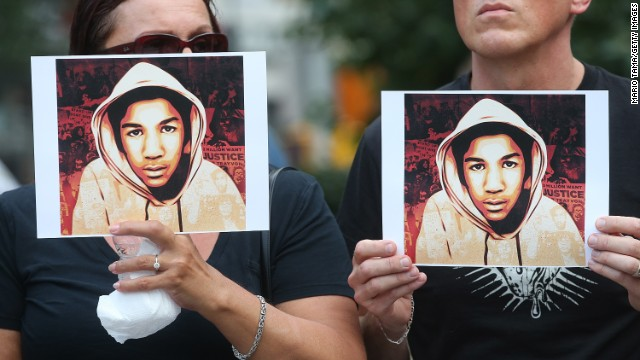 Should Trayvon's hoodie be in a museum?