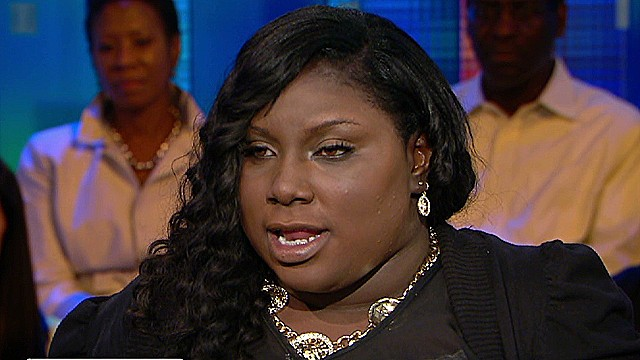 Jeantel recounts Trayvon's last moments