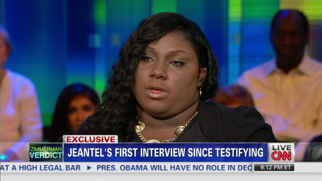 Piers on what Rachel Jeantel didn't say