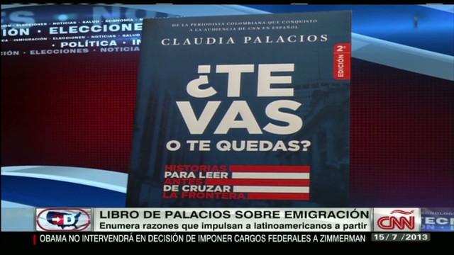 cnnee claudia palacios new book te vas o te quedas_00024617.jpg