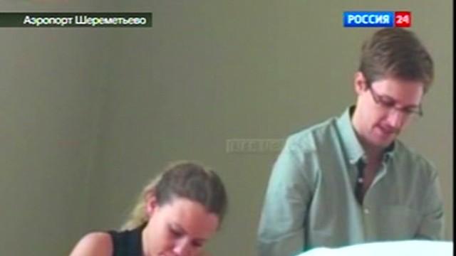 Inside Snowden's Russia asylum plea